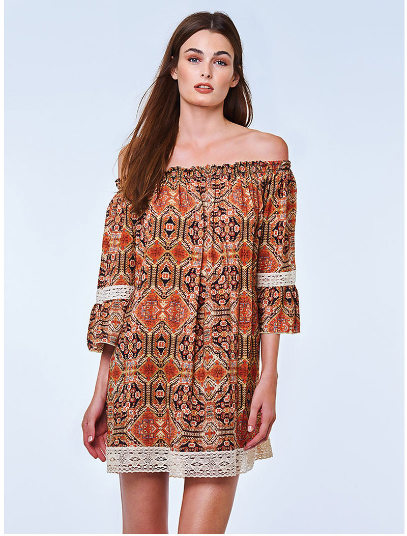 ce7696be66b5 Beachwear Φόρεμα Beach Dress - Lida - Φορέματα Θαλάσσης    Pavlina ...