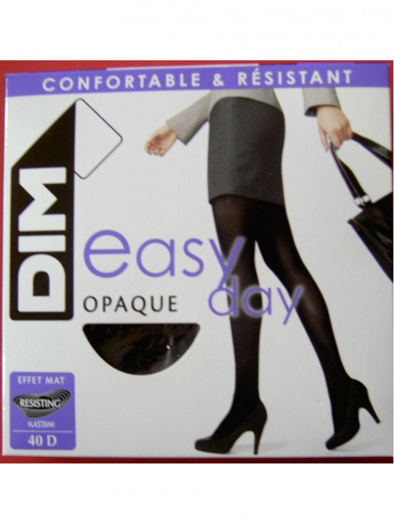 Καλσόν 40 Den Easy Day Opaque France Μαύρο - Dim - Χωρίς σχέδιο ... c517a5d3c53