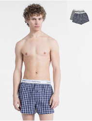 Pack 2 Boxers Slim Shorts