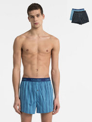 Pack 2 Boxers Shorts Slim Fit