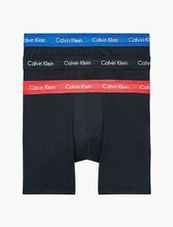 Pack 3 Boxers Brief Shorts