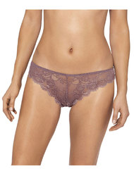 Tempting Lace Brazilian String Σοκολά