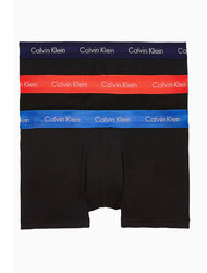 Pack 3 Boxers Low Rise Trunk